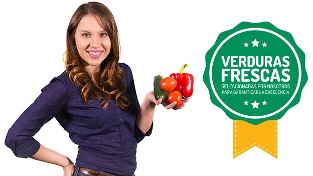 verduras frescas para perder peso